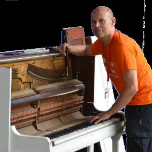 Pete the piano man
