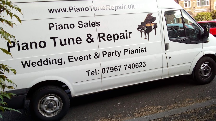 Piano Movers Leicester